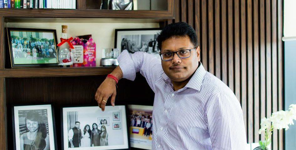 Ravi Todi, Managing Director , Shrachi Agro