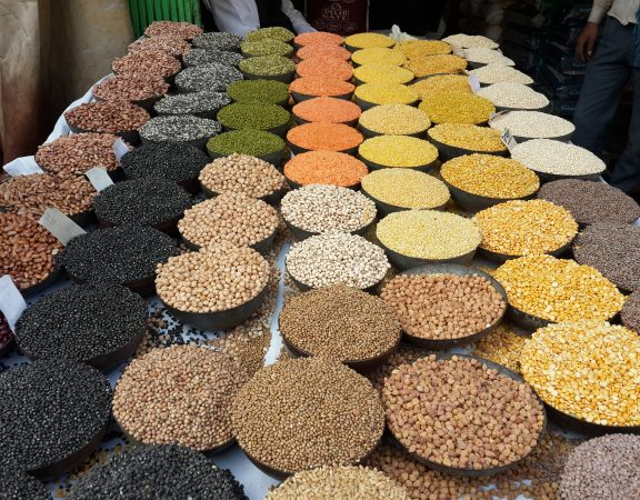 Record procurement has created buffer stock of pulses. (File Photo/ANN)