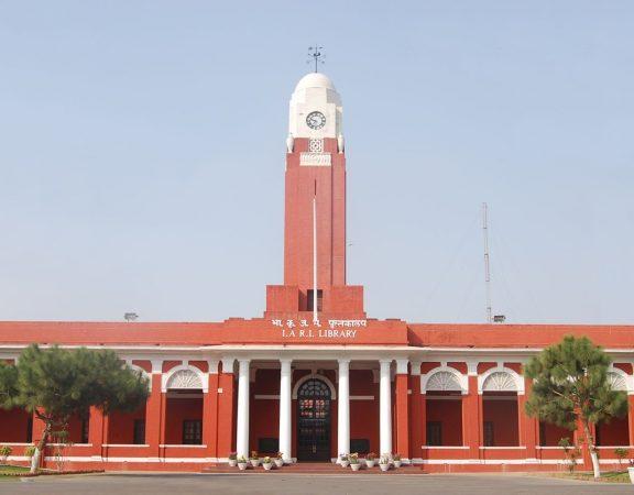 ICAR - IARI Library Building